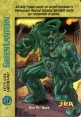 Green Lantern Lets get Medievil! (OPD)
