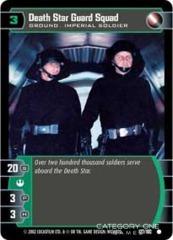 Death Star Guard Squad - Foil