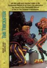 Ungraded OverPower CCG Marvel DC Image Blob Blubber Block