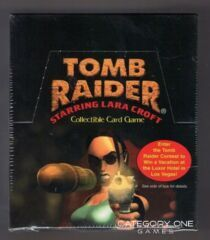 Tomb Raider - Booster Box