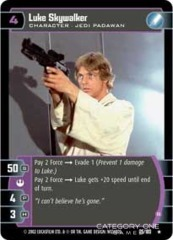 Luke Skywalker (B) - Foil