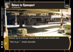 Return to Spaceport