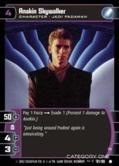 Anakin Skywalker (D) - Foil
