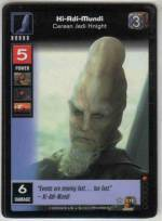 Ki-Adi-Mundi, Cerean Jedi Knight