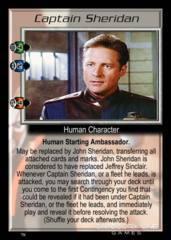 Captain Sheridan (contingencies)