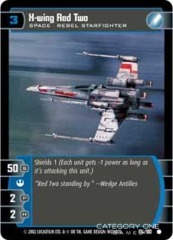 X-wing Red Two - Foil
