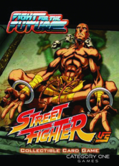 Street Fighter Fight for the Future Booster Pack