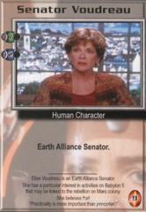 Senator Voudreau