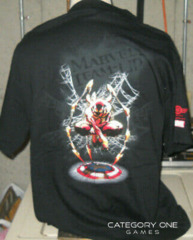 T-Shirt Spider-Man 7 Drop