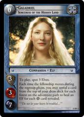Galadriel, Sorceress of the Hidden Land (F)