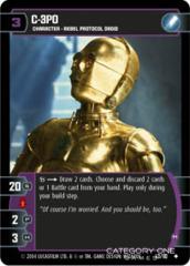 C-3PO (H) - Foil