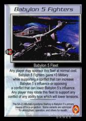 Babylon 5 Fighters