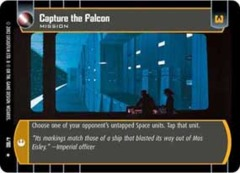 Capture the Falcon