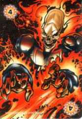 Power Card: Energy 4 Ghost Rider