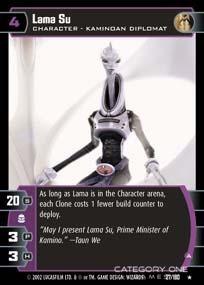 Lama Su (A) - Foil