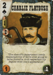 Charlie Flatbush (Spade)