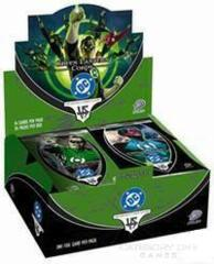 DC Green Lantern Core Booster Box