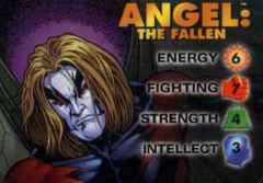 Angel : The Fallen 4-Grid Character Card