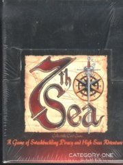 Scarlet Seas Booster Pack