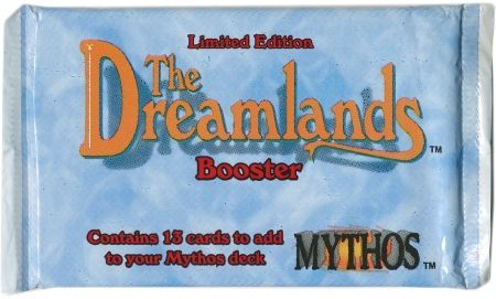 Set 4 The Dreamlands Booster Pack