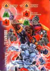 Universe: Teamwork-Energy 6E FS +1+2  Iceman, Colossus and Bishop