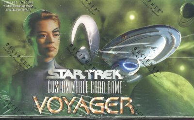 Voyager 150 Card Uncommon/Common Set [Includes Starter & Alternate Affiliation]