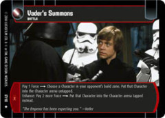 Vader's Summons