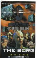 The Borg Booster Pack