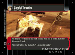 Careful Targeting - Foil