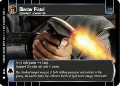 Blaster Pistol
