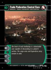 Trade Federation Control Core - Foil