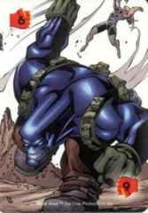 Power Card: Fighting 6 Black Anvil
