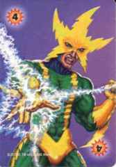 Power Card: Energy 4 Electro