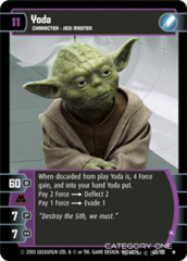 Yoda (K) - Foil