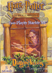 Diagon Alley 2-Player Starter Deck