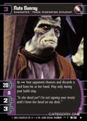 Nute Gunray (A) - Foil