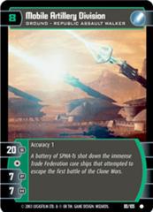 Mobile Artillery Division