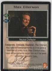 Max Eilerson (signed by David Allen Brooks) [Crusade]