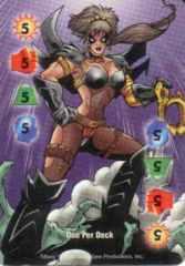 Power Card: Multi-Power 5 Tiffany