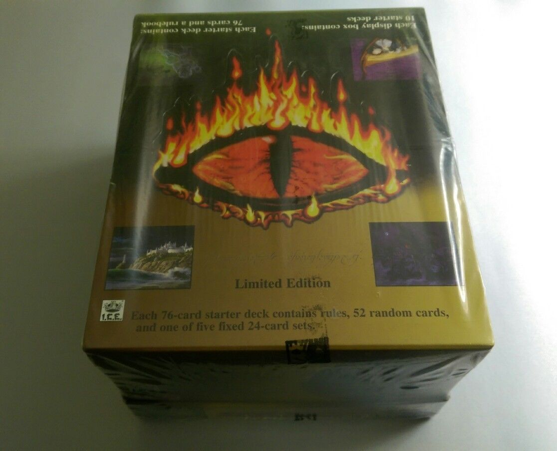 X-Files CCG Premiere Complete Set Of Fixed Premiere Starter Deck Cards