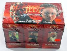 Enhanced Menace of Darth Maul Box