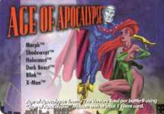 Location Age of Apocalypse
