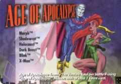 Location Age of Apocalypse