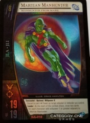 Martian Manhunter, Manhunter from Mars (EA)