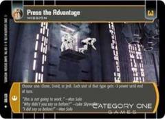 Press the Advantage - Foil