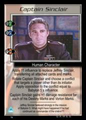 Captain Sinclair
