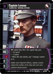 Captain Lennox (A) - Foil