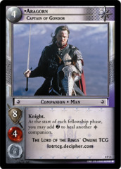 Aragorn, Captain of Gondor (P)