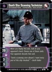 Death Star Scanning Technician - Foil