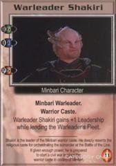 Warleader Shakiri